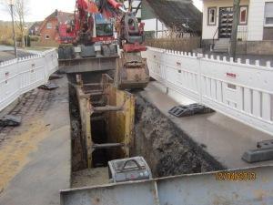 Kanalsanierung am Sauren Krug 2013