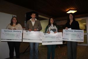 Spendenverleihung 12/2012