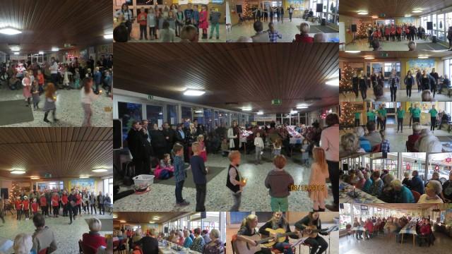 Seniorenweihnachtsfeier 06.12.2015