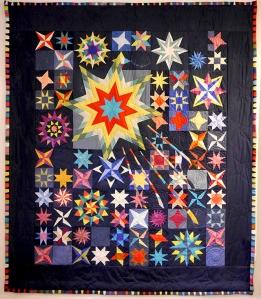 Bild: Sternenquilt von Treny Wildboar