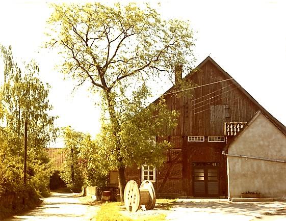herrentrup nr. 19, lohmeier, erbaut 1786, 1970