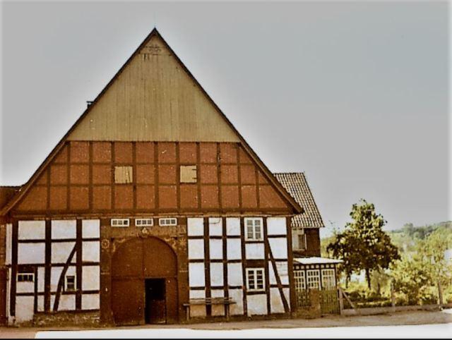 Herrentrup Nr. 4, Haus Ehlert, erbaut 1815