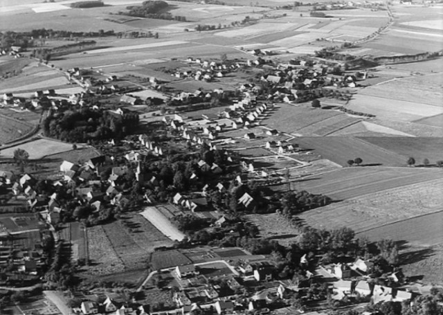 Reelkirchen bei Blomberg, 1973
